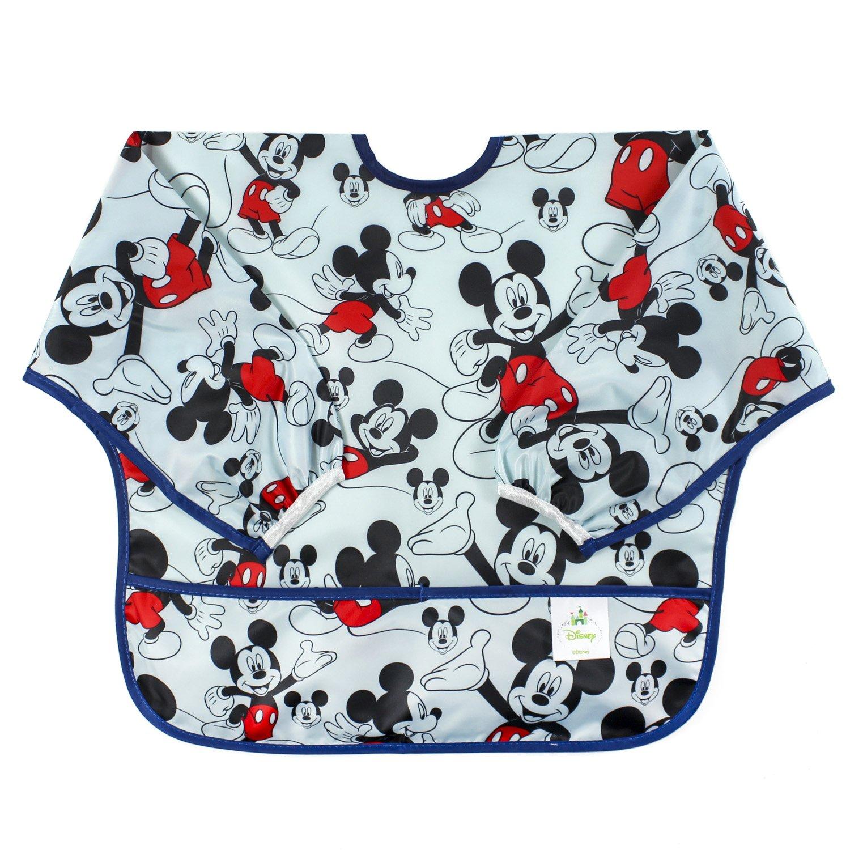 肌触りがいい Bumkins Disney Baby Bumkins Waterproof Sleeved Bib, B00HPQTDLO Mickey Disney Classic, 6-24 Months by Bumkins (English Manual) B00HPQTDLO, 大木町:a6335d69 --- a0267596.xsph.ru