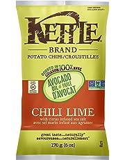 Kettle Avocado Oil Chili Lime, 170 Grams