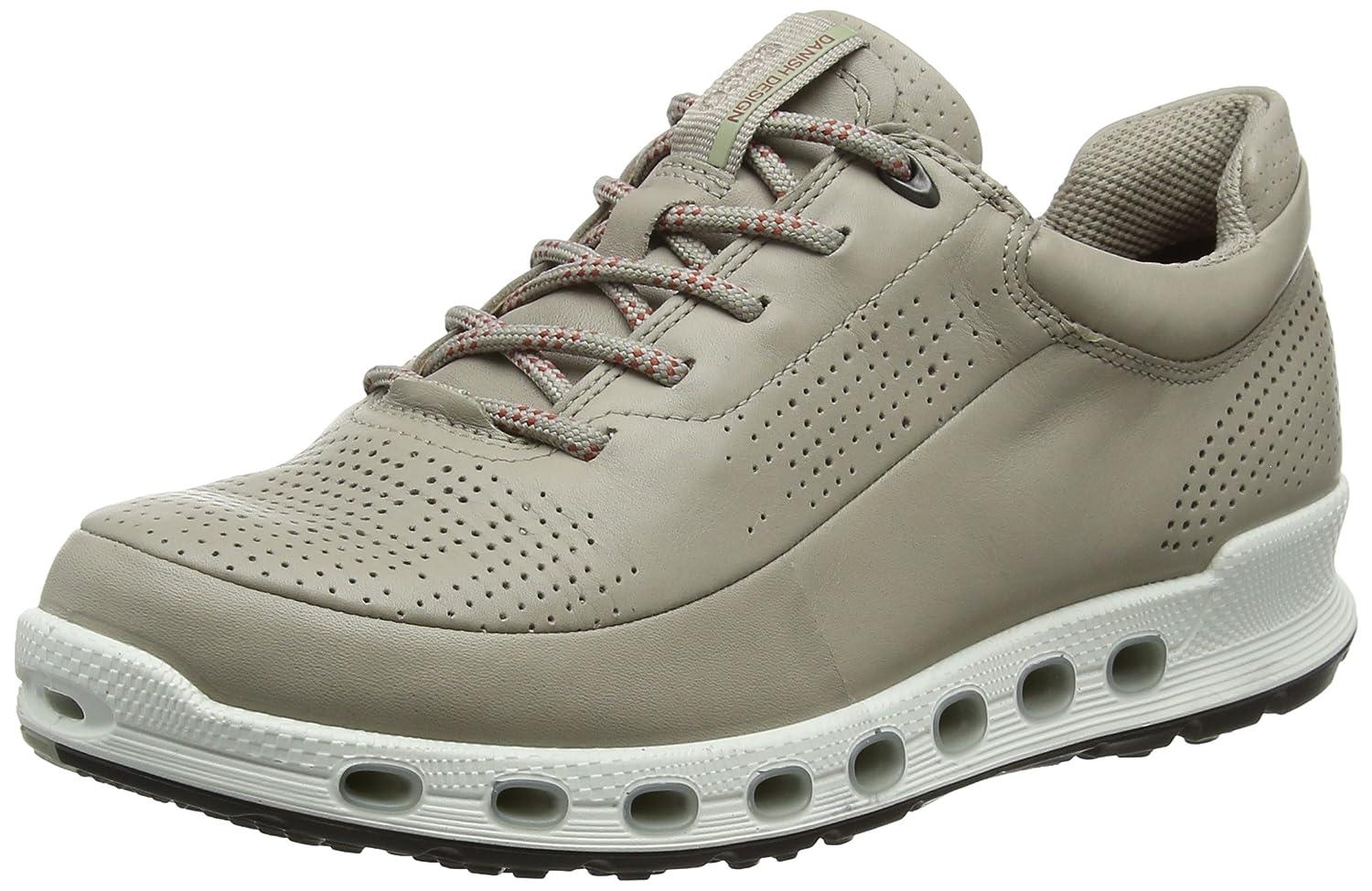 ECCO Women's Cool 2.0 Gore-Tex Sneaker B07713WWX6 37 M EU (6-6.5 US)|Moon Rock