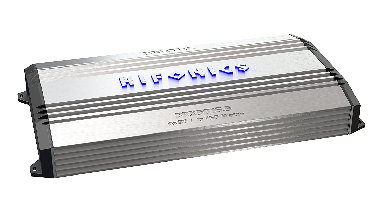 Hifonics Brx30161d Brutus Mono Super D Class Subwoofer 93 Mustang Fuse Box Amplifier 3000 Watt Car Electronics