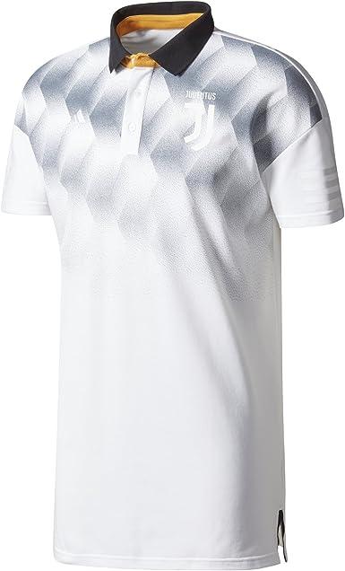 adidas SSP Polo Línea Juventus de Turín, Hombre: Amazon.es ...
