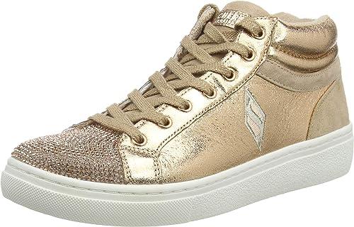 Skechers Damen Goldie Hohe Sneaker