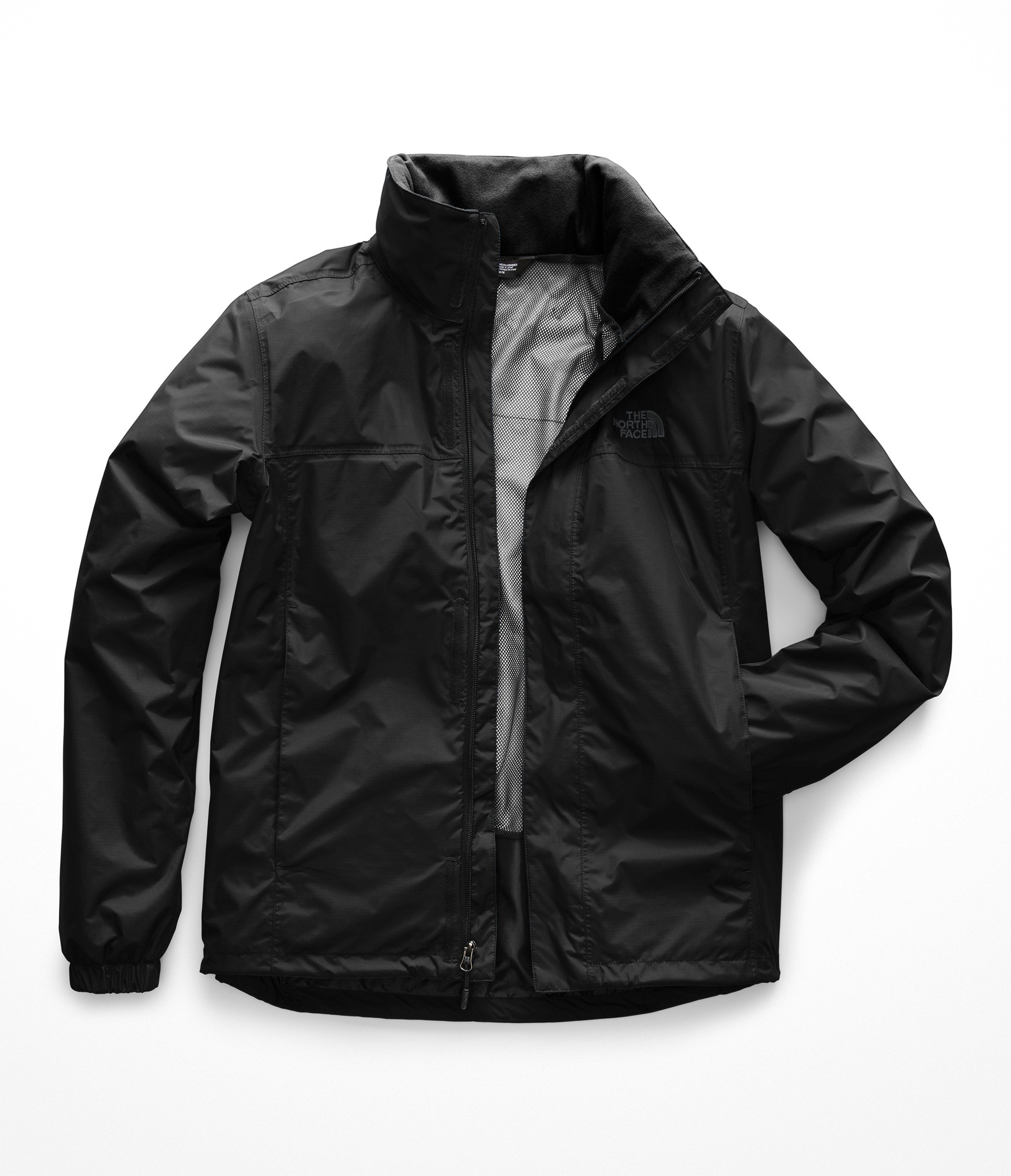 The North Face Men's Resolve 2 Jacket - TNF Black & TNF Black - XXL by The North Face