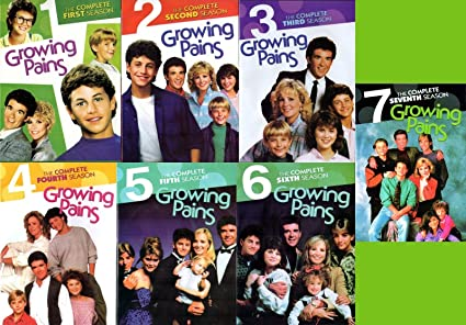 Growing Pains: The Complete Series (Seasons 1-7, 22-DVD Set