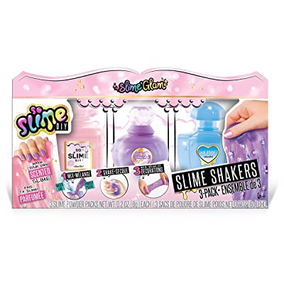 Danawares Slime'glam Scented Slime 3-Pack Age/Grade 6+: Toys & Games