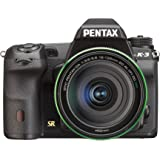 Pentax K-3 24MP Weather Resistant Digital SLR Camera with SMC DA 18-135 mm F/3.5-5.6ED AL [IF] DC WR Zoom Lens, 8GB Card and Camera Case (Black)