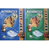 MATHEMATICS for IIT-JEE by R. D. SHARMA Set of Two Volumes (Vol 1 & 2)