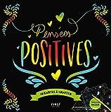 Cartes à gratter - Pensées positives - 10 cartes à gratter