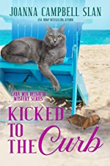 Kicked to the Curb: Book #2 in the Cara Mia Delgatto Mystery Series Kindle Edition