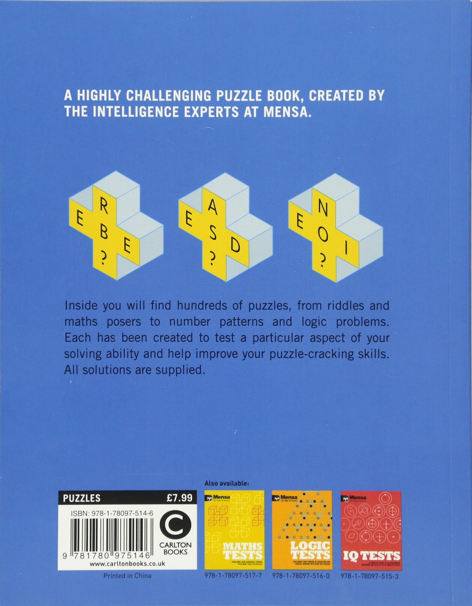 Buy mensa the all new puzzle book more than 200 mensa derived buy mensa the all new puzzle book more than 200 mensa derived enigmas conundrums and puzzles book online at low prices in india mensa the all new 1betcityfo Images