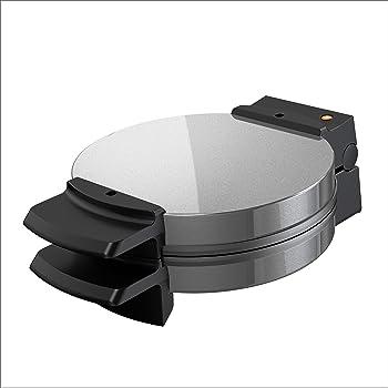 Black + Decker Stainless Steel Liege Waffles Iron