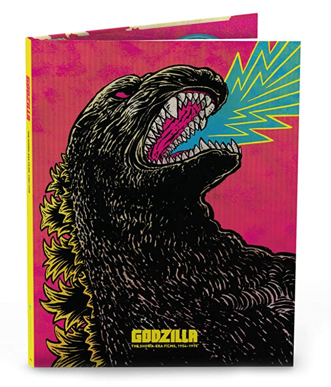Criterion Collection: Godzilla - Showa-Era Films (8 [Edizione: Stati Uniti] [Italia]
