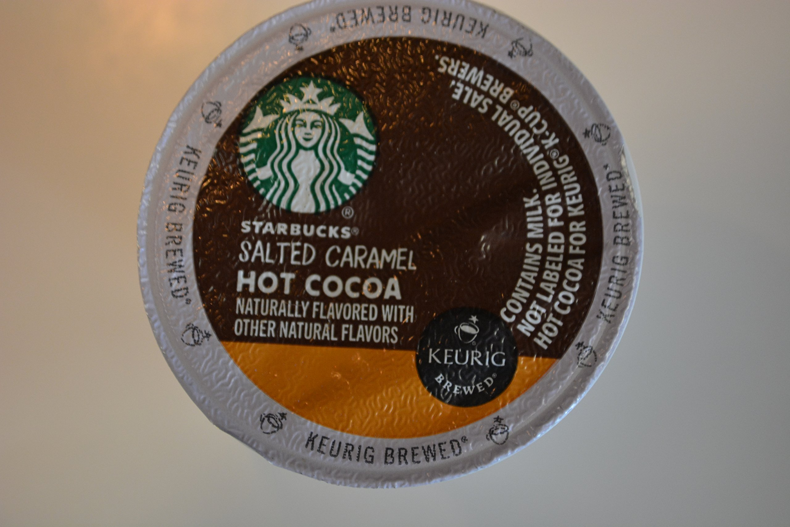 Starbucks Salted Caramel Hot Cocoa, 16 Count