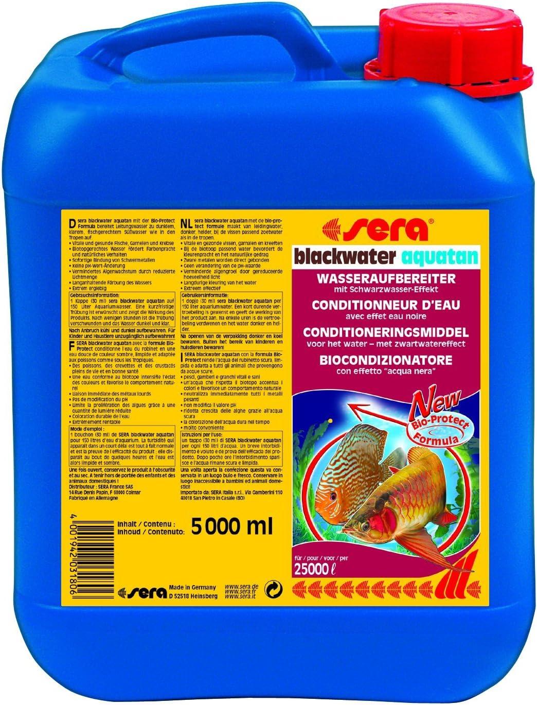 Sera Agua Blackwater Aquatan, 5000 ml