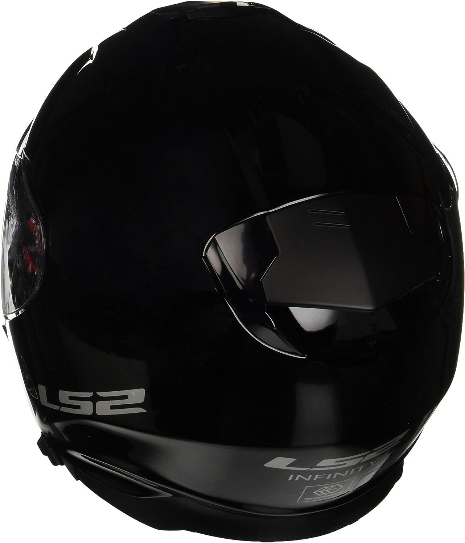 Blanc Taille M LS2 Casque moto INFINITY Blanc M