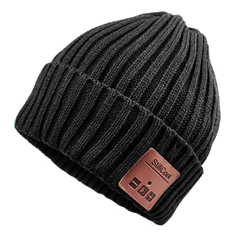 Amazon.com  StillCool Wireless Headset Beanie Hat 3d01c5ce5c9