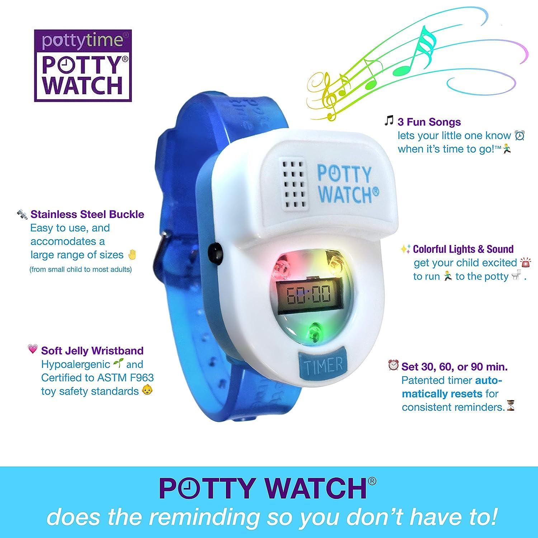 Amazon.com : Potty Time: Original Potty Training Watch | 2020 ...