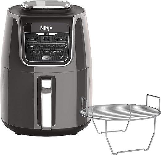 Amazon.com: Freidora de aire Ninja, Gris: Kitchen & Dining