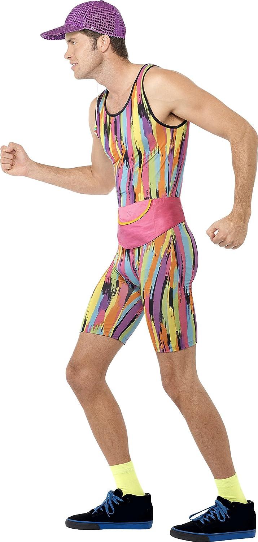 Amazon.com Smiffyu0027s Menu0027s Mr Energizer Costume Jumpsuit Hat and Bum Bag Clothing  sc 1 st  Amazon.com & Amazon.com: Smiffyu0027s Menu0027s Mr Energizer Costume Jumpsuit Hat and Bum ...