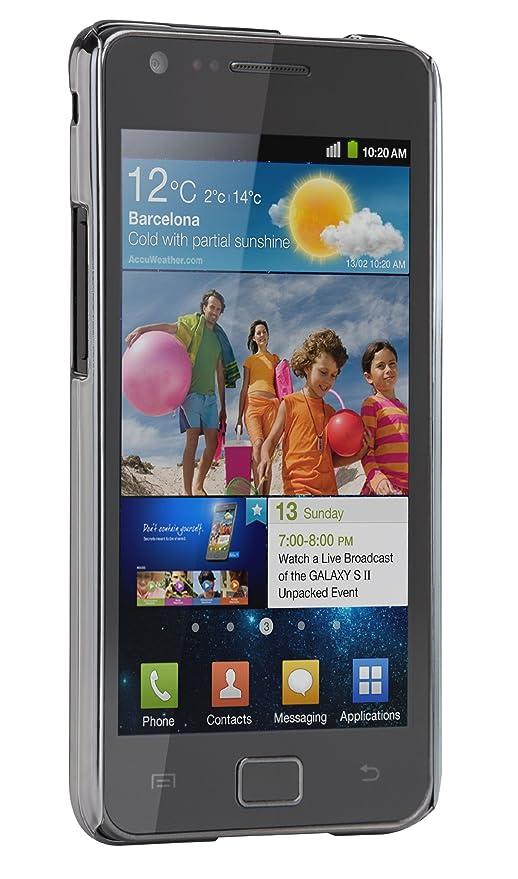 Case-Mate CM015696 - Carcasa para Samsung Galaxy S2, negro