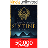 Sixtine - Livre I (French Edition) book cover