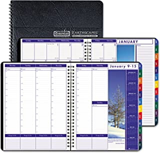 product image for HOD273 - Recycled Earthscapes Weekly/Monthly Planner