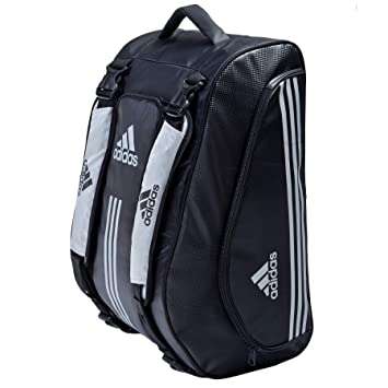 PADEL RACKET BAG ADIDAS CARBON 1.8 BLACK BG1PB2U10  Amazon.co.uk ... e1aeab39dcec7