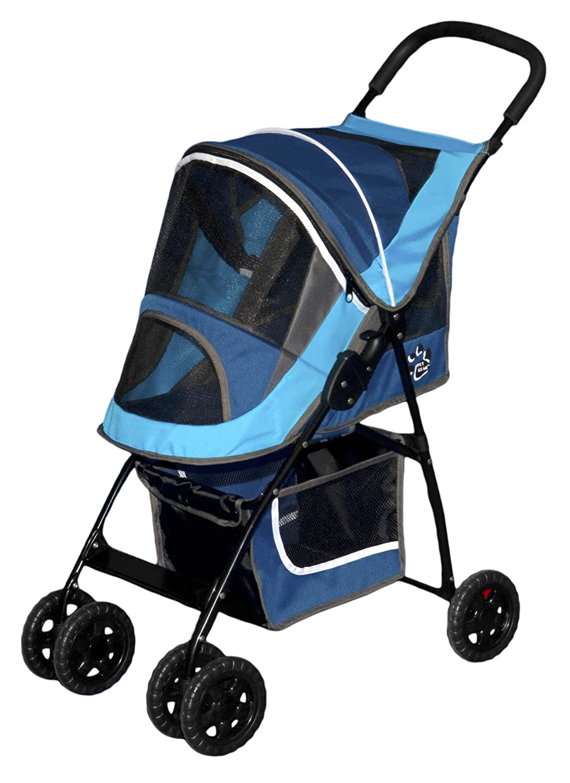 pet gear haustier buggy sport blau g nstig online kaufen. Black Bedroom Furniture Sets. Home Design Ideas