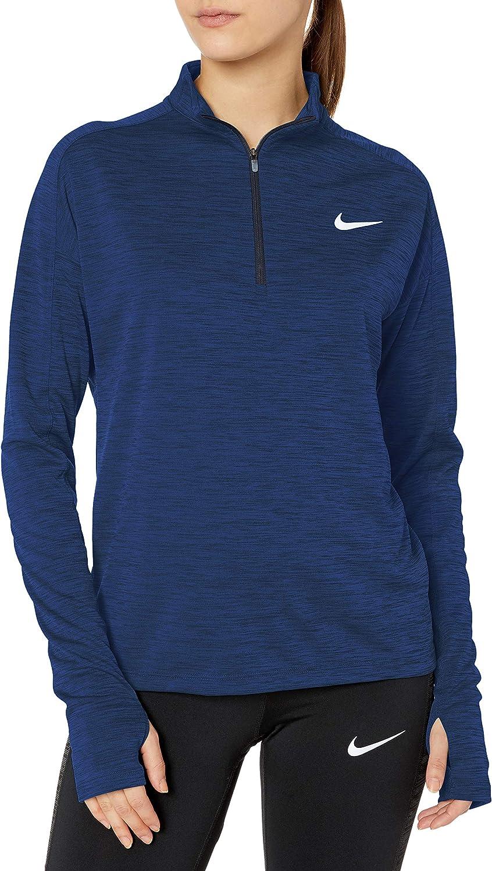 Amazon.com: Nike Women's Pacer Top Half Zip: Clothing