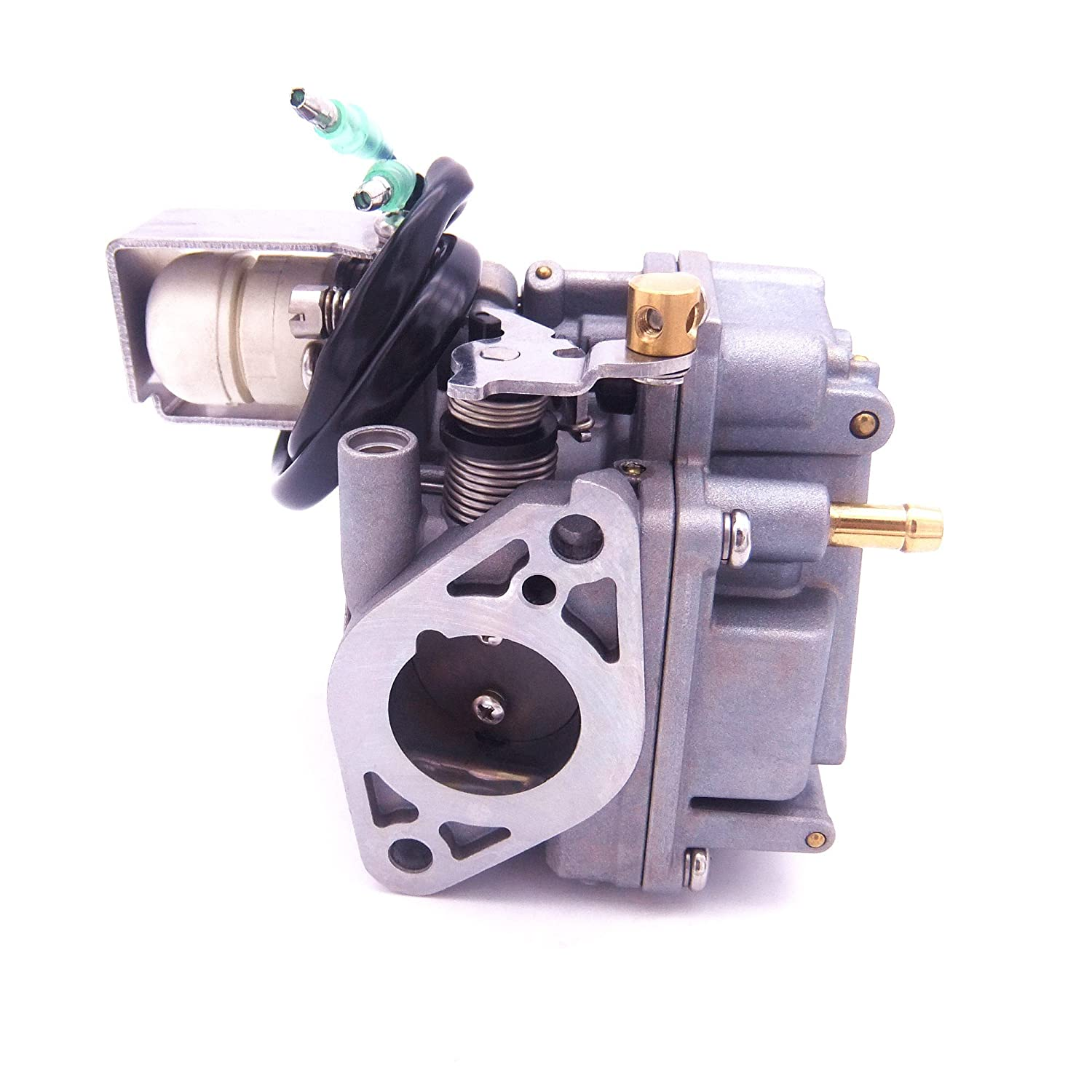 boat motor carburetor assy 6ah 14301 00 6ah 14301 01 for yamaha 4 stroke f20 outboard engine Yamaha F75 Outboard