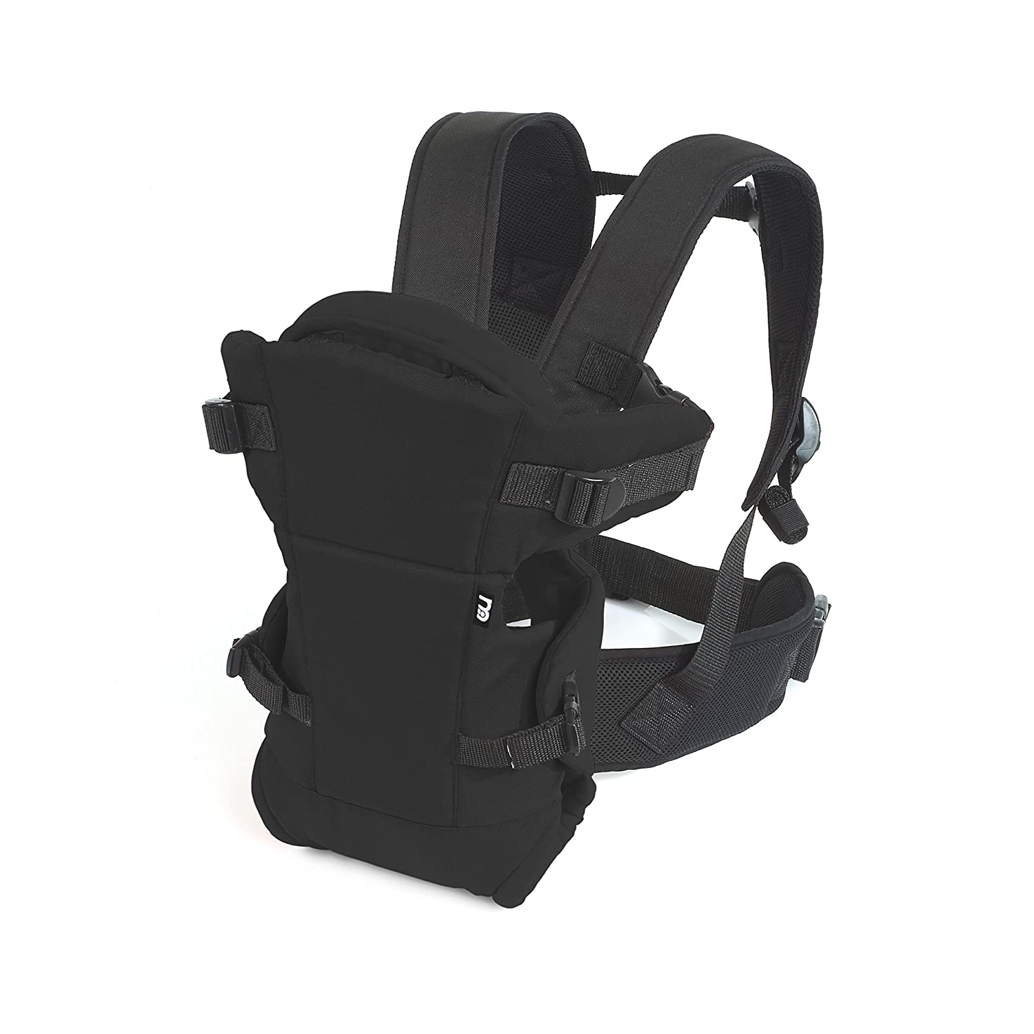 a894dafed24 Mothercare Three Position Baby Carrier (Black)  Amazon.co.uk  Baby