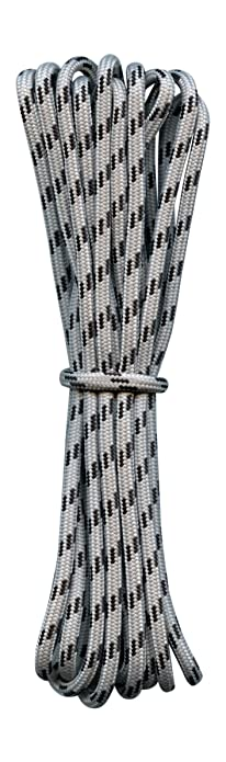 8aef795a693c2 Hiking Boot Laces- grey with black flecks - 3/16