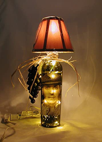 Amazon italian tuscan style table lamp crafted from a italian tuscan style table lamp crafted from a recycled matsu quotel picaroquot aloadofball Image collections
