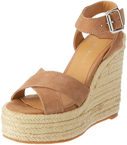 Tony Bianco Women's Boston Espadrille Wedge Sandal EBxtMSZ