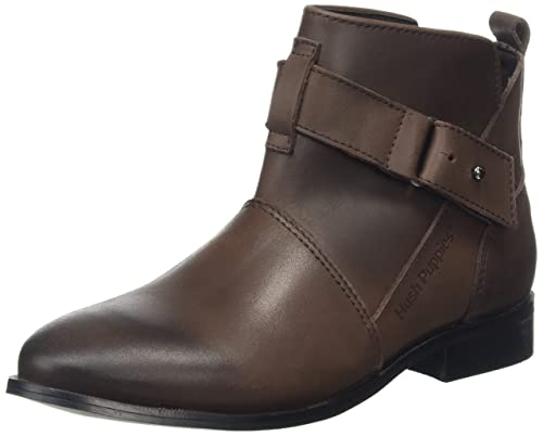 Hush Puppies Women's Vita Franklyn Ankle Boots, Brown (Chocolate), 4 UK 37