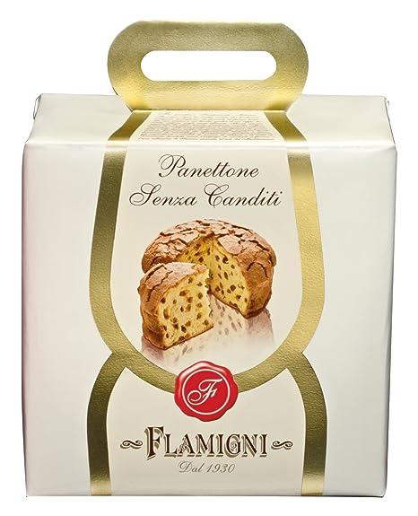 Flamigni - Panettone milano artesanal sin frutas confitadas 750gr