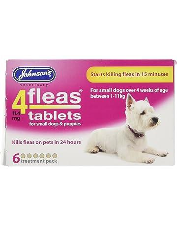 Amazon.es: Antipulgas en comprimidos - Control de pulgas y ...