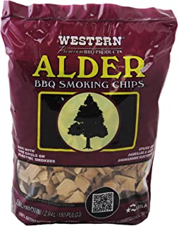 Amazon Com Western Red Alder Wood Smoking Chips 8 Lbs Smoker