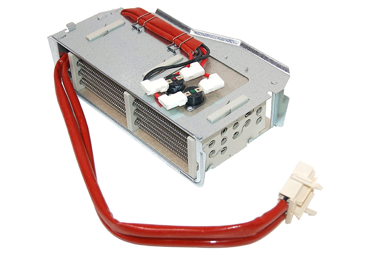 AEG Electrolux John Lewis Secadora ZANUSSI elemento calefactor de ...