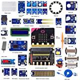 Adeept BBC Micro:bit Sensor Starter Kit | Microbit Programmable Starter Kit for Micro:bit with 35 Projects PDF Tutorial…