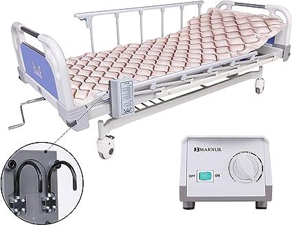 Amazon.com: Colchón de presión alterna, colchón de aire ...