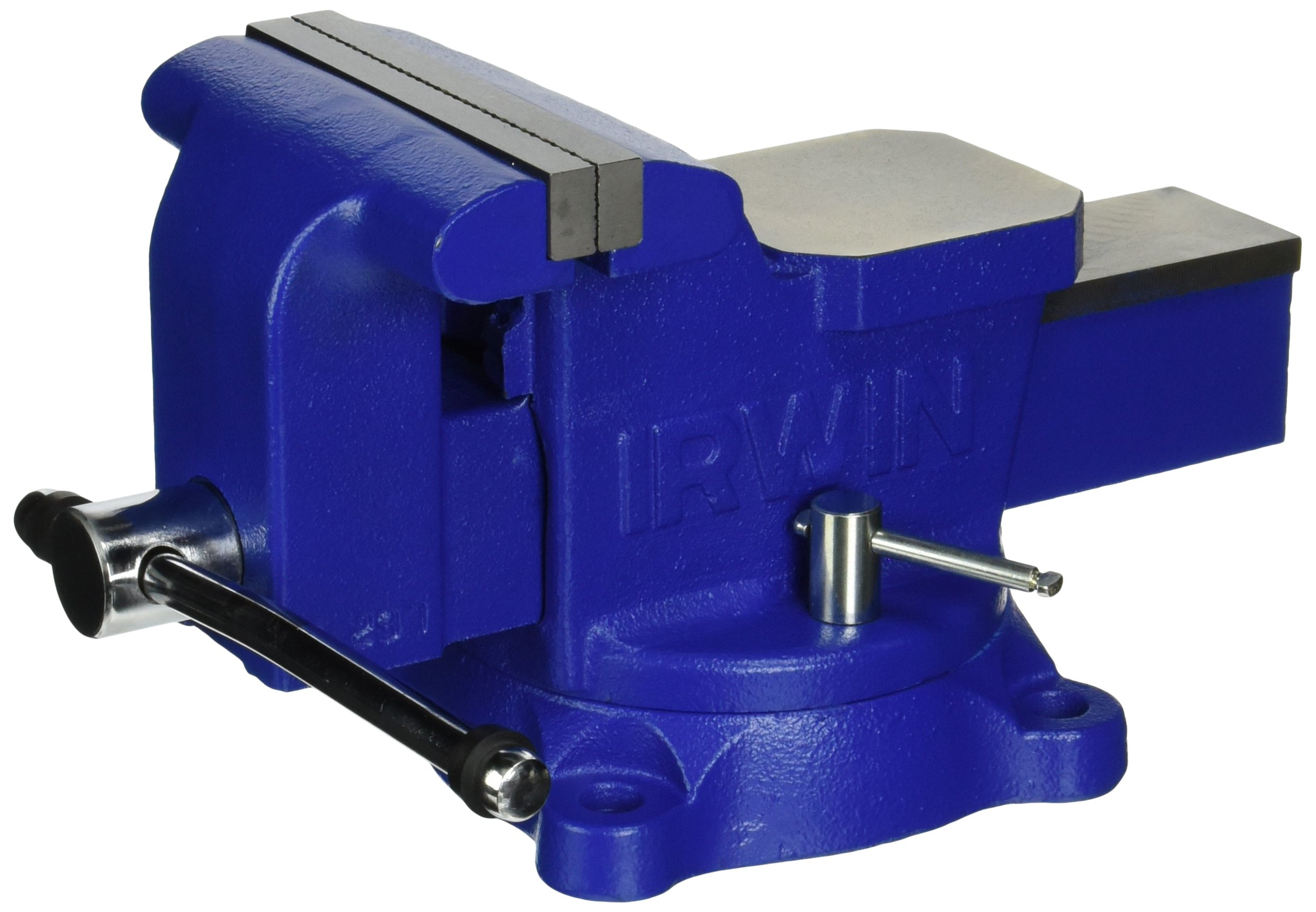 IRWIN Heavy-Duty Workshop Vise, 6'', 226306ZR by Irwin Tools