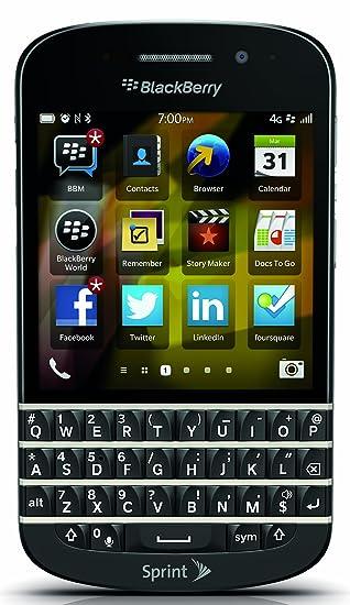 blackberry q10 sprint review