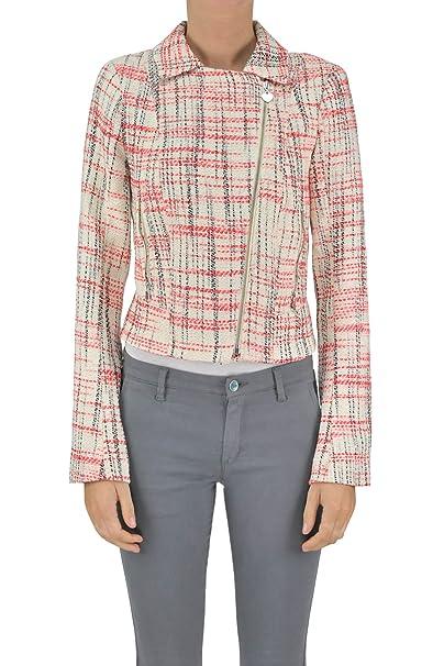 Twin Set Milano - Chaqueta - para Mujer Marke Talla S: Amazon.es: Ropa y accesorios