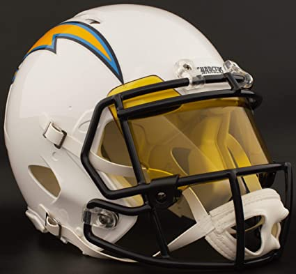 Image Unavailable. Image not available for. Color  Riddell Los Angeles  Chargers NFL ... a42a87014