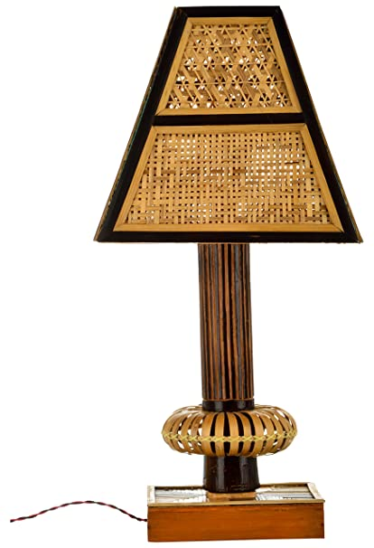 Buy godavari tribal crafts bamboo lamp shades brown itda33 godavari tribal crafts bamboo lamp shades brown itda33 mozeypictures Images