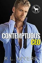 Contemptuous CEO: A Hero Club Novel Kindle Edition