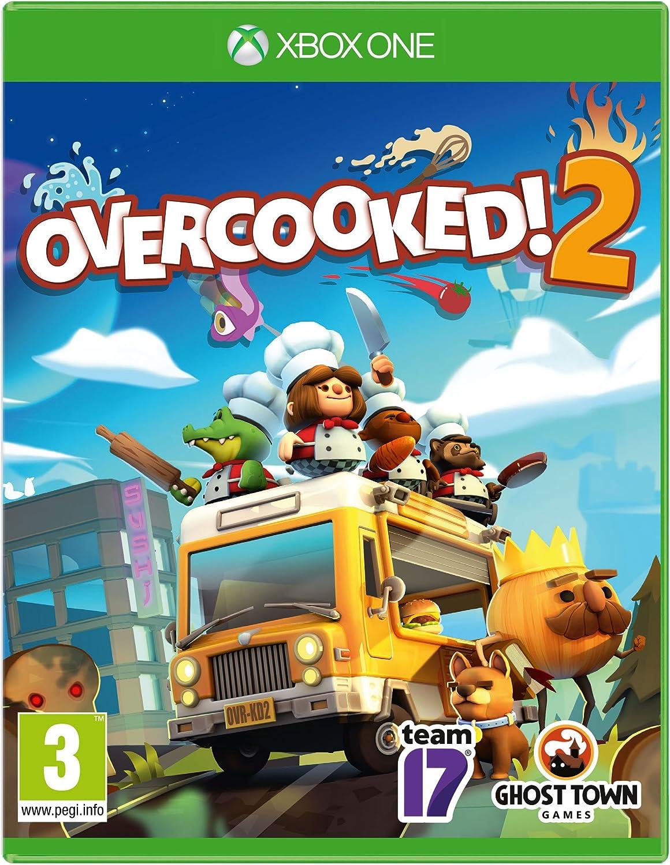 Overcooked! 2: Amazon.es: Videojuegos