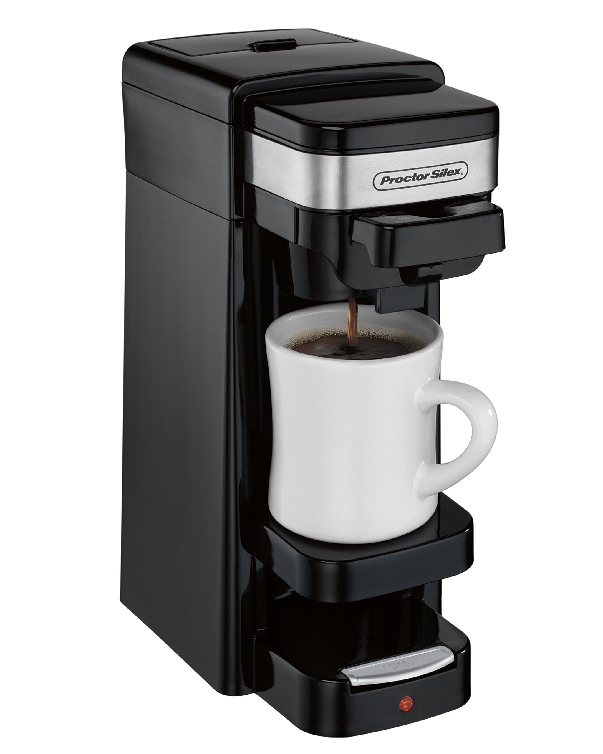 Proctor-Silex Single-Serve Plus Coffee Maker (49969) by Proctor Silex