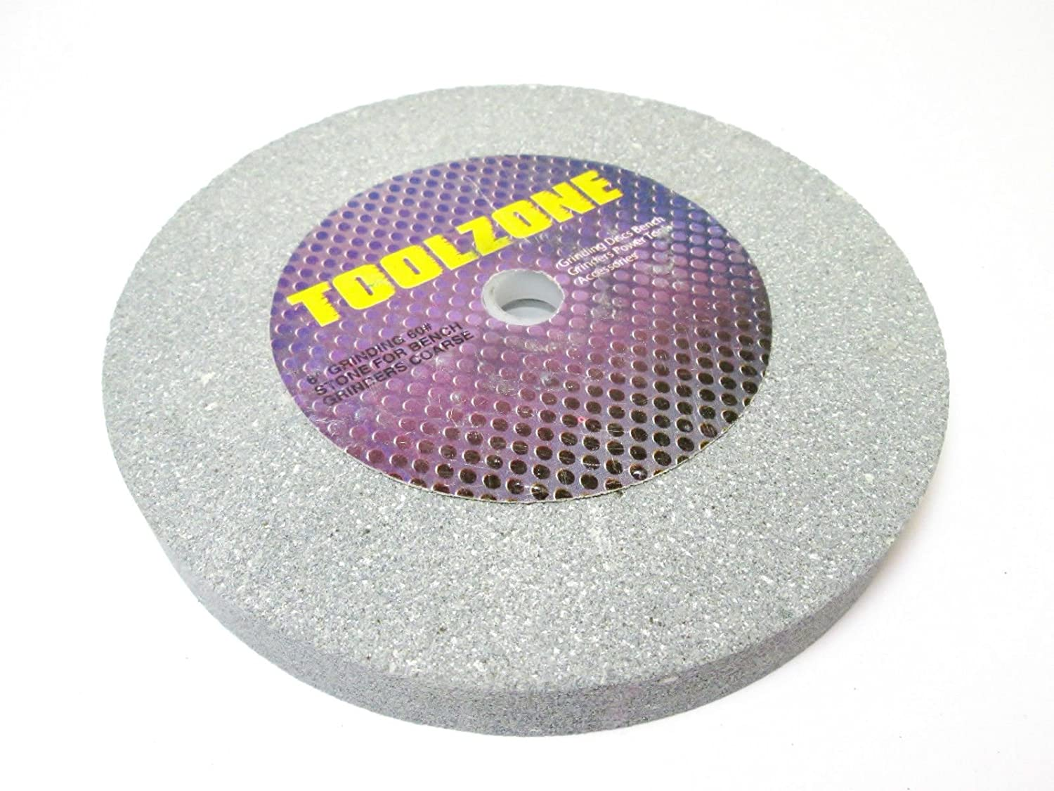 6' Grinding Wheel For Bench Grinder 150mm Fine 60 Grit PW020F ToolZone